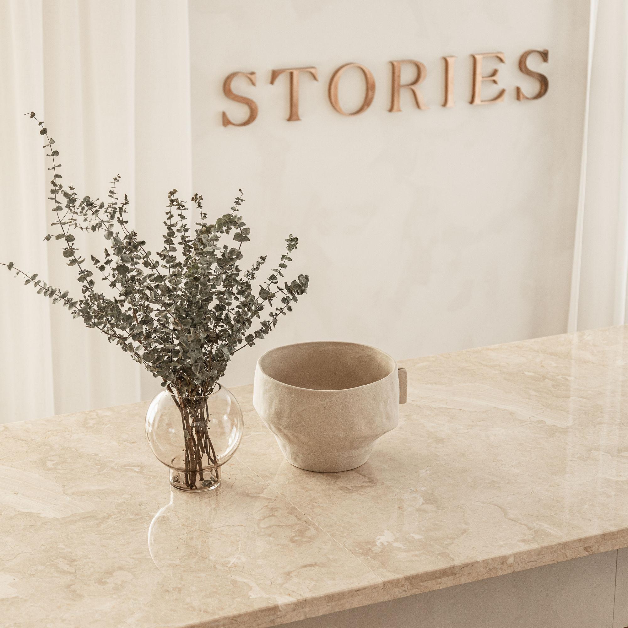 - Stories -